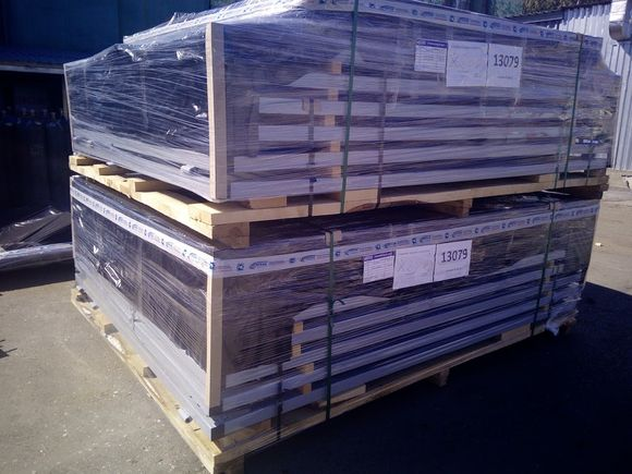 packing of swing gates