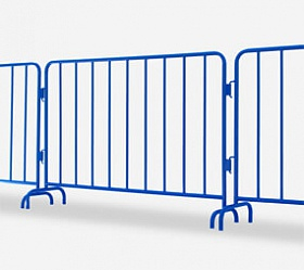 "Mobile Portable Fencing ""FAN-BARRIER"""