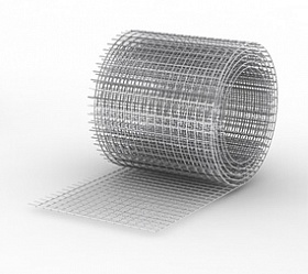 Galvalnized Welded Wire Mesh (SSCP)